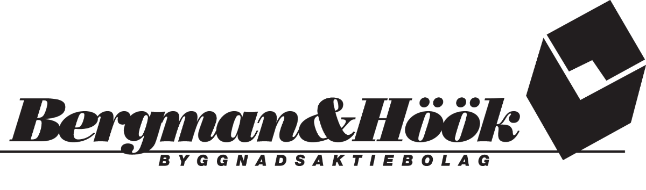 Bergman & Höök logo